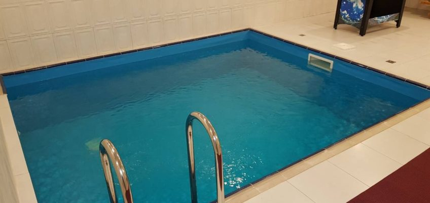 Сауна с бассейном — всего 800 руб/час!
